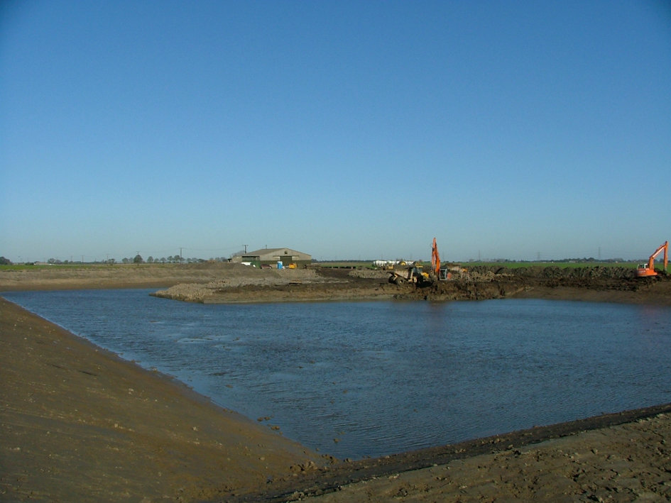 Irrigation Project for Reed Fen Farm